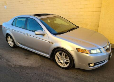 2007 Acura TL for sale at Cars To Go in Sacramento CA