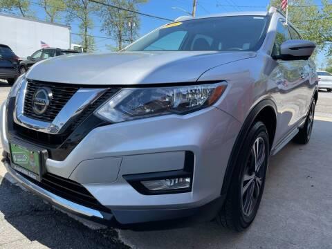 2018 Nissan Rogue for sale at AUTORAMA SALES INC. - Farmingdale in Farmingdale NY
