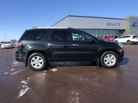 2014 GMC Acadia for sale at Schulte Subaru in Sioux Falls SD