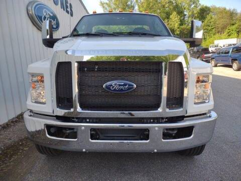 2019 Ford F-750 Super Duty for sale at CU Carfinders in Norcross GA