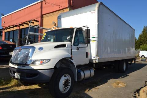 2017 International DuraStar 4300 for sale at Palms Auto Sales in Citrus Heights CA