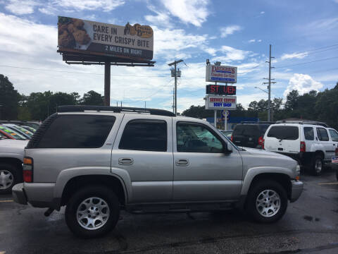 2005 Chevrolet Tahoe for sale at Deckers Auto Sales Inc in Fayetteville NC