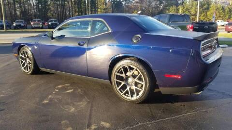 2017 Dodge Challenger for sale at Whitmore Chevrolet in West Point VA