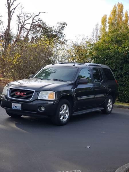 2004 GMC Envoy XUV for sale at Washington Auto Sales in Tacoma WA