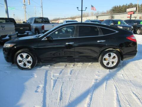 2010 Honda Accord Crosstour for sale at Home Street Auto Sales in Mishawaka IN