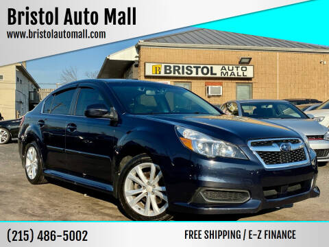 2014 Subaru Legacy for sale at Bristol Auto Mall in Levittown PA