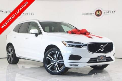 2018 Volvo XC60 for sale at INDY'S UNLIMITED MOTORS - UNLIMITED MOTORS in Westfield IN