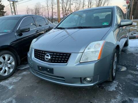 2008 Nissan Sentra for sale at GMG AUTO SALES in Scranton PA