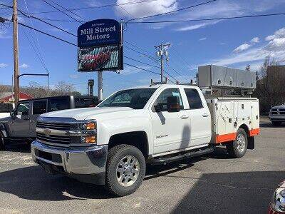 2015 Chevrolet Silverado 3500HD for sale at Mill Street Motors in Worcester MA