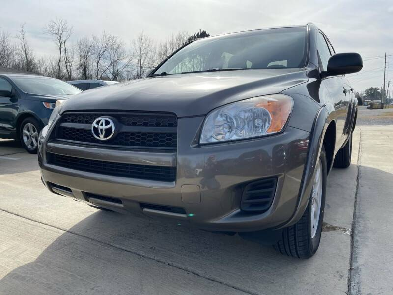2011 Toyota RAV4 for sale at A&C Auto Sales in Moody AL