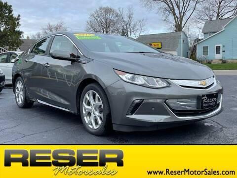 2017 Chevrolet Volt for sale at Reser Motorsales in Urbana OH