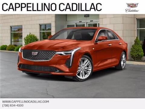 2020 Cadillac CT4 for sale at Cappellino Cadillac in Williamsville NY