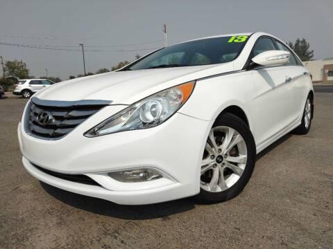 2013 Hyundai Sonata for sale at Auto Mercado in Clovis CA