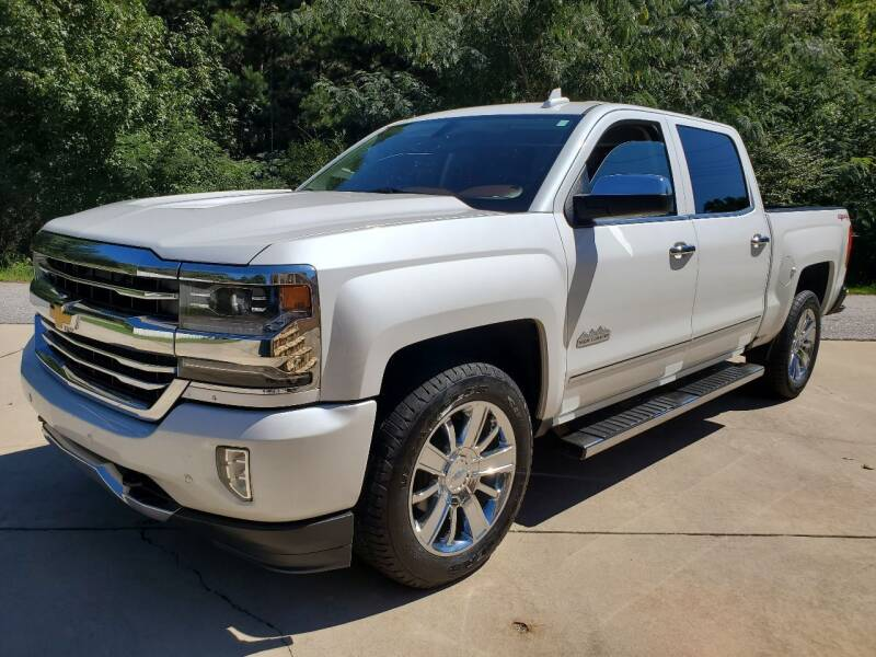 2016 Chevrolet Silverado 1500 for sale at Marks and Son Used Cars in Athens GA