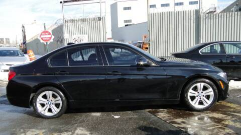 2016 BMW 3 Series for sale at AFFORDABLE MOTORS OF BROOKLYN in Brooklyn NY