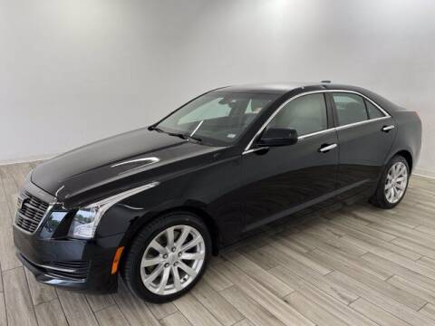 2017 Cadillac ATS for sale at TRAVERS GMT AUTO SALES - Traver GMT Auto Sales West in O Fallon MO