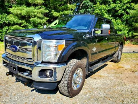 2012 Ford F-250 Super Duty for sale at MEE Enterprises Inc in Milford MA