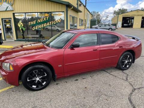 2006 Dodge Charger for sale at RPM AUTO SALES in Lansing MI