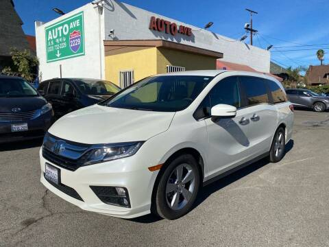 2019 Honda Odyssey for sale at Auto Ave in Los Angeles CA