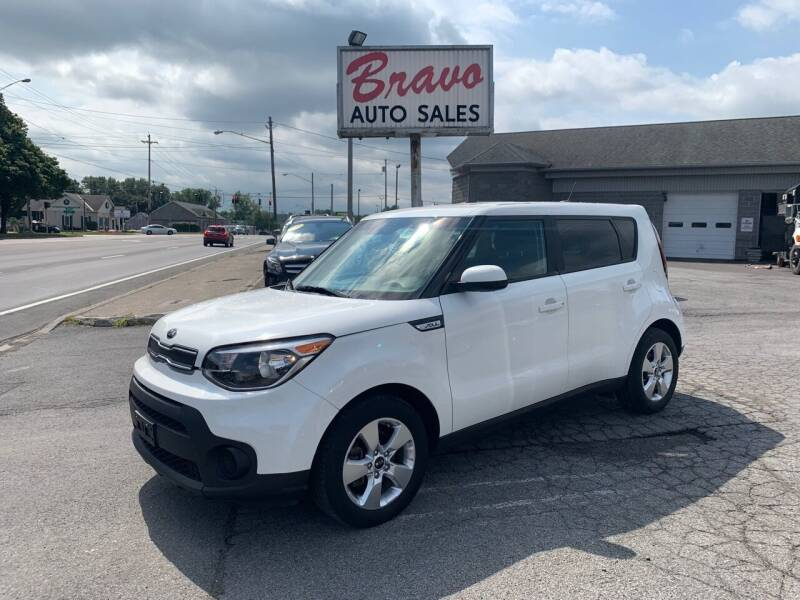 2017 Kia Soul for sale at Bravo Auto Sales in Whitesboro NY