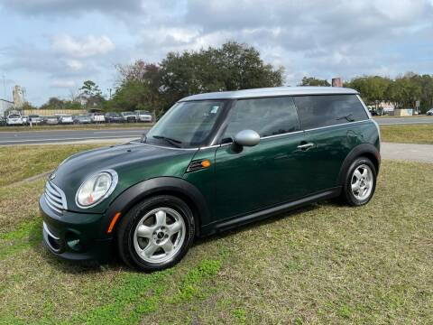 2011 MINI Cooper Clubman for sale at IMAGINE CARS and MOTORCYCLES in Orlando FL