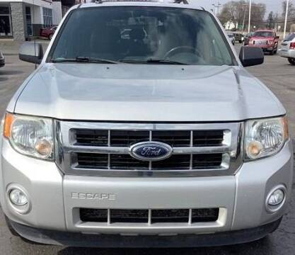 2009 Ford Escape for sale at Carlisle Cars in Chillicothe OH