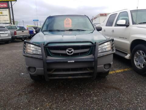 2001 Mazda Tribute for sale at 2 Way Auto Sales in Spokane Valley WA