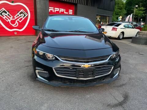 2016 Chevrolet Malibu for sale at Apple Auto Sales Inc in Camillus NY