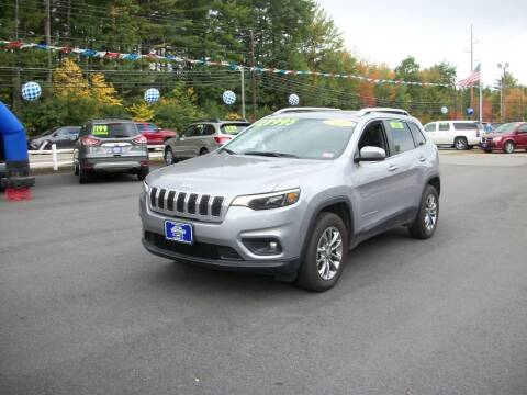 2019 Jeep Cherokee for sale at Auto Images Auto Sales LLC in Rochester NH
