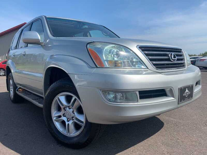2005 Lexus GX 470 for sale at LUXURY IMPORTS in Hermantown MN