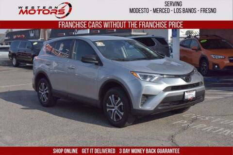 2018 Toyota RAV4 for sale at Choice Motors in Merced CA