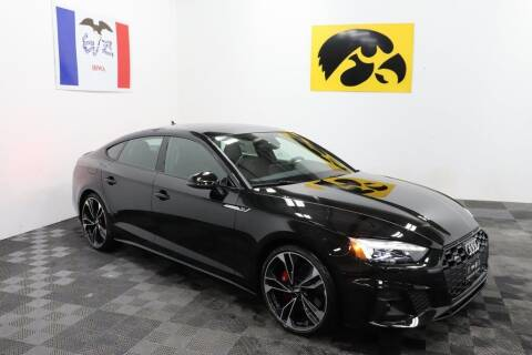 2021 Audi S5 Sportback for sale at Carousel Auto Group in Iowa City IA