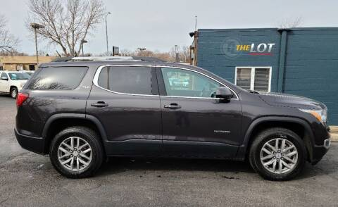 2017 GMC Acadia for sale at THE LOT in Sioux Falls SD