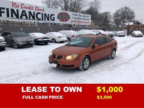 2007 Pontiac G5 for sale at Auto Mart USA -Lease To Own in Kansas City MO
