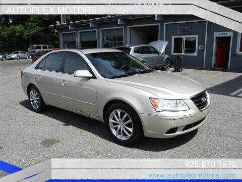 2009 Hyundai Sonata for sale at Autoplex Motors in Lynnwood WA
