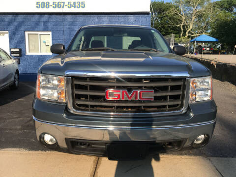 2011 GMC Sierra 1500 for sale at Worldwide Auto Sales in Fall River MA