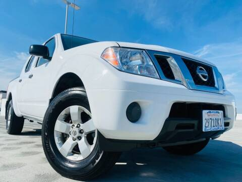 2012 Nissan Frontier for sale at Bay Cars R Us in San Jose CA