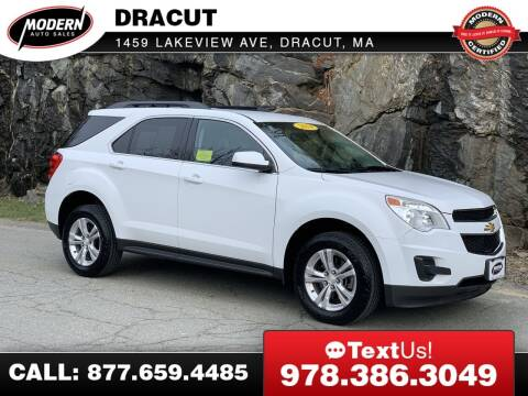 2014 Chevrolet Equinox for sale at Modern Auto Sales in Tyngsboro MA