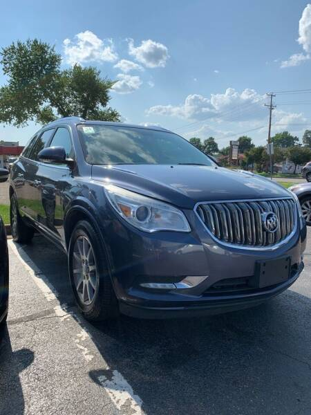 2014 Buick Enclave for sale at City to City Auto Sales in Richmond VA