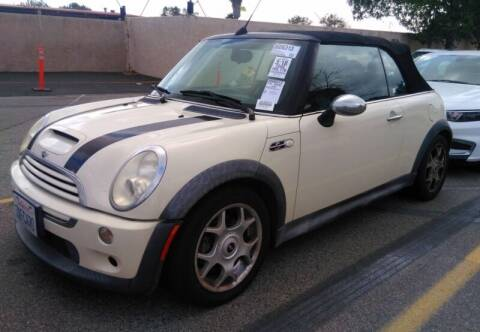 2006 MINI Cooper for sale at SoCal Auto Auction in Ontario CA