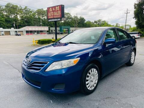 2011 Toyota Camry for sale at A & M Auto Sales, Inc in Alabaster AL