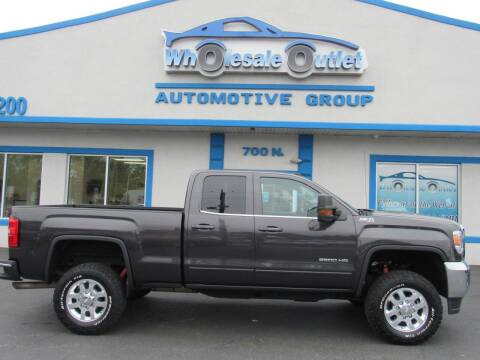 2015 GMC Sierra 2500HD for sale at The Wholesale Outlet in Blackwood NJ