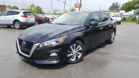 2019 Nissan Altima for sale at A & A IMPORTS OF TN in Madison TN