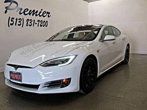 2016 Tesla Model S for sale at Premier Automotive Group in Milford OH