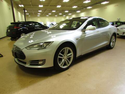 2012 Tesla Model S for sale at BMVW Auto Sales in Union City GA