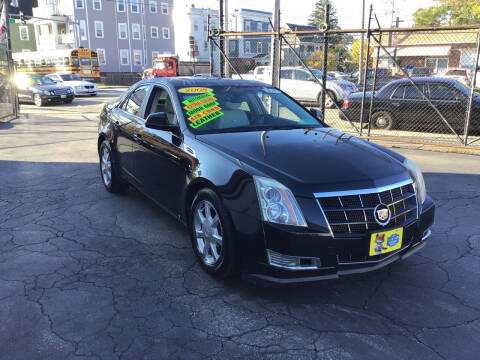2008 Cadillac CTS for sale at Adams Street Motor Company LLC in Boston MA
