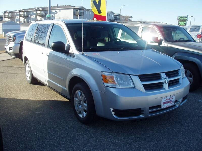 2010 Dodge Grand Caravan for sale at Magic City Wholesale in Minot ND