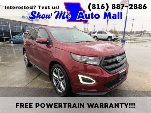 2015 Ford Edge for sale at Show Me Auto Mall in Harrisonville MO