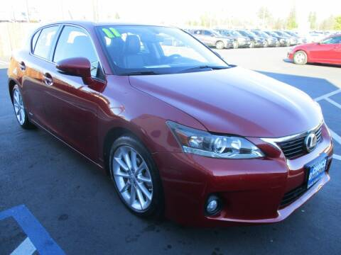 2011 Lexus CT 200h for sale at Choice Auto & Truck in Sacramento CA