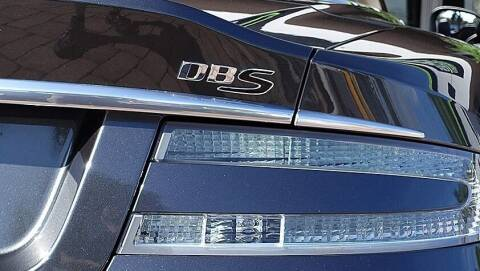 2012 Aston Martin DBS for sale at Veloce Motorsales in San Diego CA